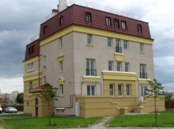 Малоэтажные корпуса ЖК Константиновское